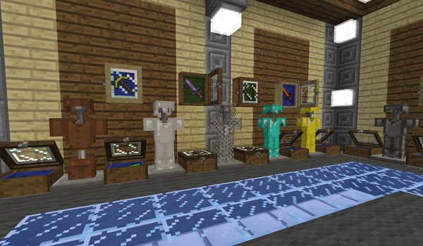 objects to the bibliocraft mod 1.12.2, 1.11.2 and 1.10.2